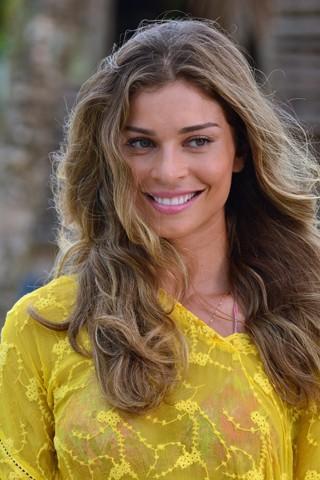 Grazi Massafera é Ester, estrela Flor do Caribe (Foto: Frederico Rozario/Rede Globo)