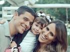 Fernanda Pontes comemora 2 aninhos da filha: 'Como passa rápido!'