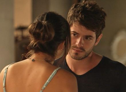 Ben briga com Mari por causa de Grego: 'Por que não ficou com ele?'