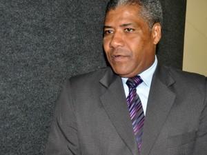 Coronel Deusdete de Oliveira  (Foto: Gabriela Pavão/G1MS)
