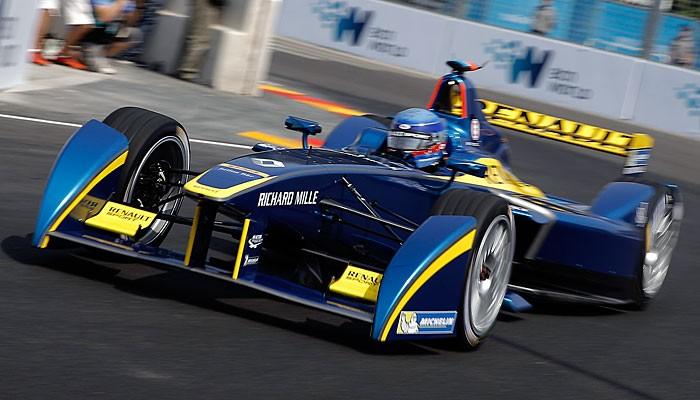 Nicolas Prost Fórmula E