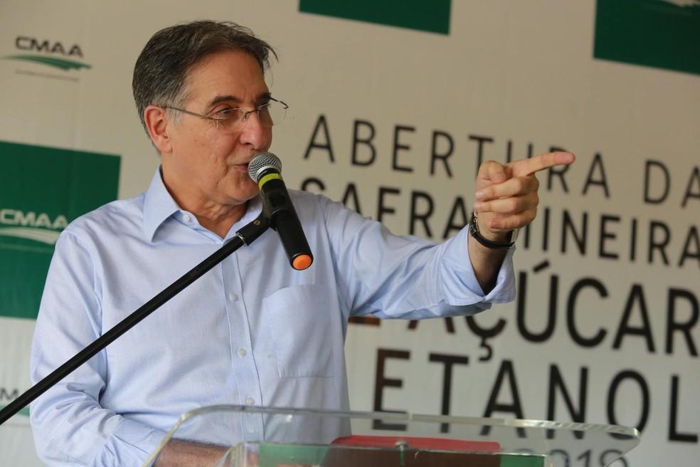O governador de Minas Gerais, Fernando Pimentel, em imagem de arquivo (Foto: Enerson Cleiton/Divulgação)