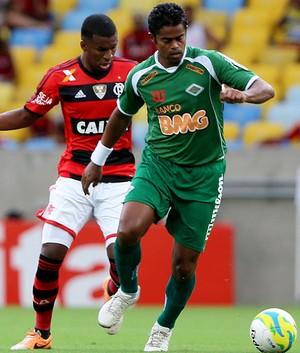 Fabricio Carvalho cabofriense e flamengo (Foto: Guilherme PInto / Agência O Globo)