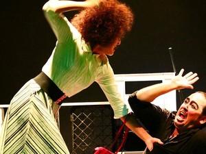 Grupo de teatral de Cabo (Foto: Divulgação)