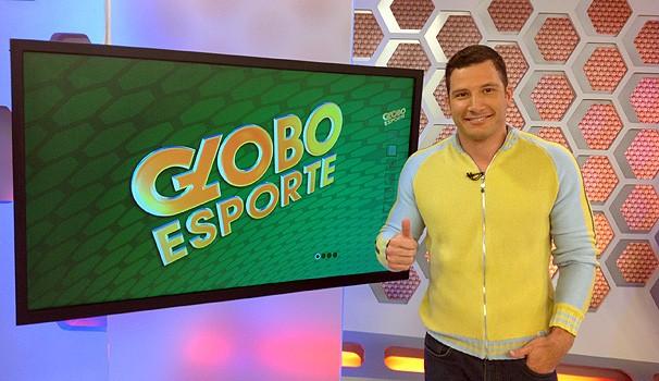 Rogério Tavares novo GE (Foto: Divulgação/ RPC TV)