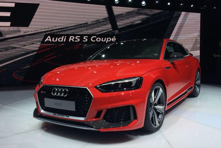 Audi RS5 Coupé (Foto: Tereza Consiglio/Autoesporte)