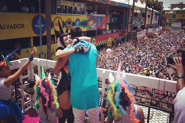 Xanddy e Carla Perez (Foto: Reprodução/Instagram)