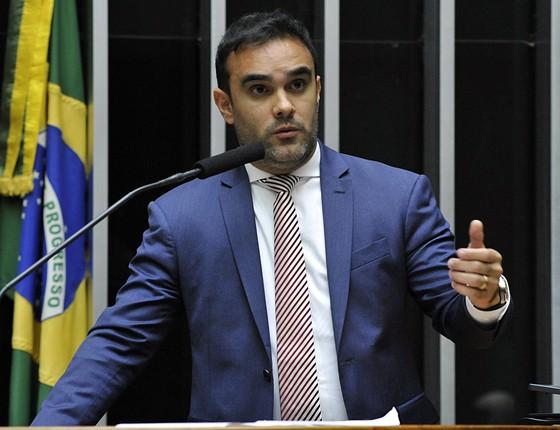 O procurador Ângelo Goulart, preso pela PF após delação de Joesley Batista (Foto: Jorge William/Agência O Globo)