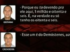 Gravação mostra fala de Cachoeira sobre R$ 1 milhão para senador