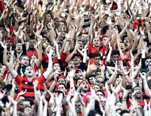 Torcida Flamengo, Maracanã (Foto: Getty Images)