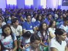 Estudantes da capital e do interior do AM acompanham Aulão na Rede 2015