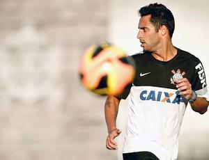 Ibson treino Corinthians (Foto: Rodrigo Coca / Ag. Estado)