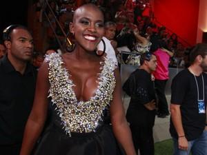 Angélica na final do Big Brother Brasil 15 no Rio (Foto: Philippe Lima/ Foto Rio News)
