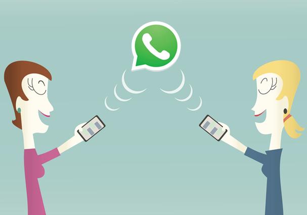 WhatsApp anuncia agora compartilha qualquer tipo de arquivo (Foto: Thinstock/Montagem Glamour)
