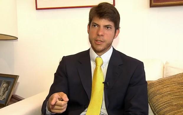 Bruno Garcia Redondo (Foto: Reprodução / SporTV.com)