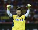 """Rafael revela palavras de Diego Souza após pênalti perdido: """"Você me fu***!"""""""
