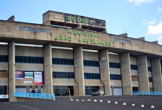 Estádio Municipal João Havelange (Foto: Raphael Marinho)