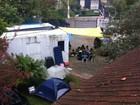 Manifestantes ocupam a sede do Iphan, em Curitiba, há seis dias