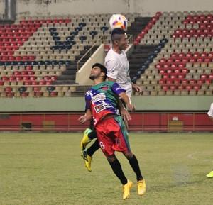 Humaitá x Andirá no returno do Campeonato Acreano da 2ª Divisão (Foto: Manoel Façanha/Arquivo Pessoal)