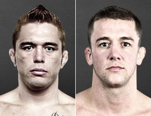 Montagem MMA - Rony Jason x Mike Wilkinson (Foto: Site Oficial do UFC)