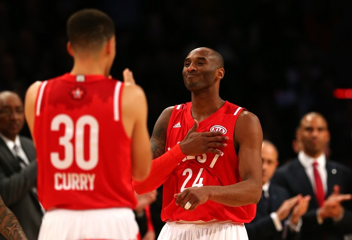 All-Star Game NBA - Kobe Bryant (Foto: Getty Images)