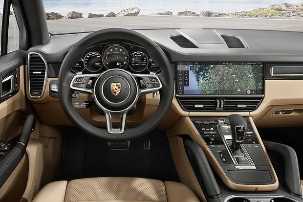 Novo Porsche Cayenne (Foto: Divulgação)
