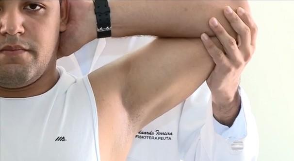 Fisioterapeuta explicou sobre uma das doenças causadas pelas dores musculares (Foto: Reprodução/TV Clube)