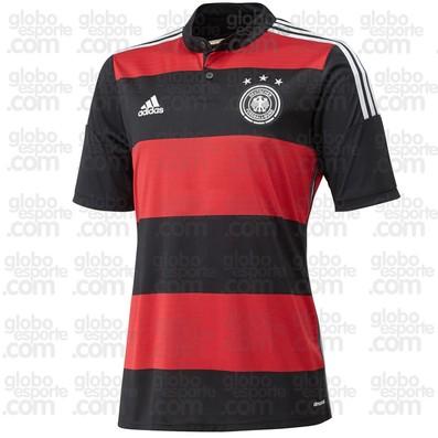 camisa alemanha (Foto: Reprodução )