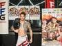 """Ederson """"Lion"""" encara canadense na primeira luta de 2017 em Hong Kong"""