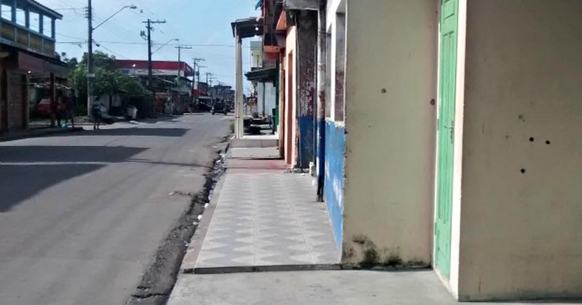 IML registra 10 homicídios em Manaus entre segunda e o início ... - Globo.com