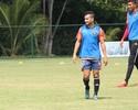 Maikon Leite volta aos treinos do Sport e será relacionado contra o Grêmio