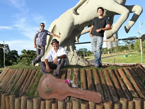 Marcos Assunção Trio (Foto: Celia Nazarko/Divulgação)