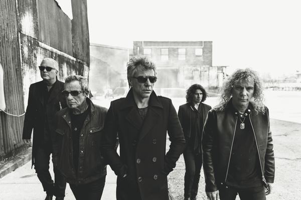 Bon Jovi e Billy Idol vão tocar no Rock in Rio 2017