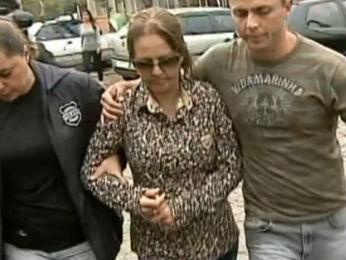Vereadora de Ponta Grossa vai presa (Foto: Reprodução/RPCTV)