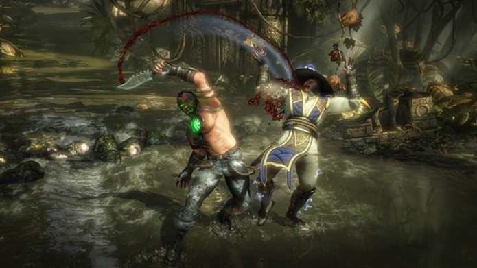 Mortal Kombat 8 (Foto: Divulgação)