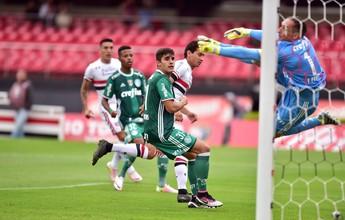 São Paulo volta a vencer um clássico e mantém tabu sobre Palmeiras em casa