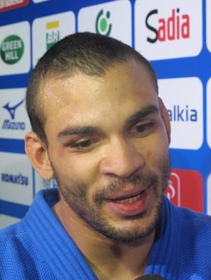 O luso-brasileiro Carlos Luz não conseguiu se classificar para as finais do Mundial de Judô (Foto: Thierry Gozzer)