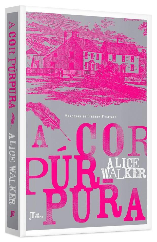 A Cor Púrpura, Alice Walker (Foto: Reprodução)