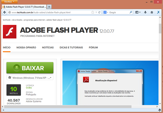 Como ativar o Adobe Flash Player no Google Chrome | Dicas e