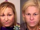 Mãe põe drogas em absorventes para contrabandear para filha em cadeia