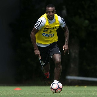 Cleber - Santos (Foto: Ivan Storti/Santos FC)