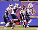 Patriots batem Giants após trapalhada e com field goal no último segundo