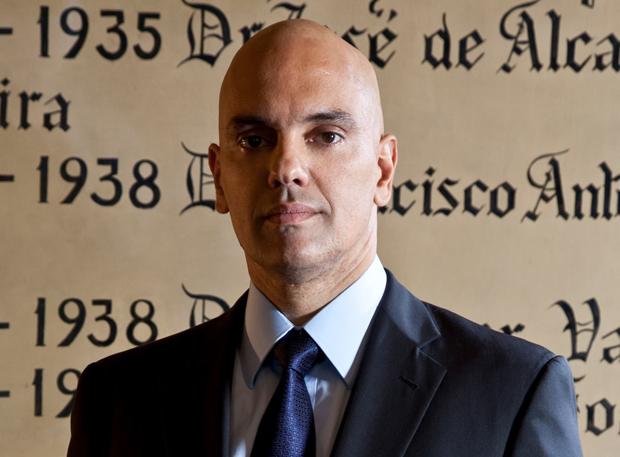 Alexandre de Moraes, ministro de Justiça e Cidadania (Foto: Reprodução/Facebook)