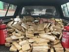 Cerca de 300 kg de maconha são apreendidos em carro capotado