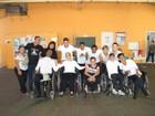 Apresentação de dança inclusiva é realizada em Lençóis Paulista
