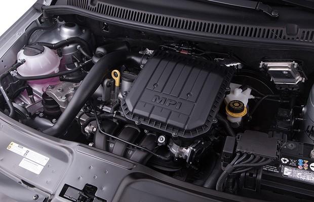 Volkswagen Fox BlueMotion 2014 (Foto: Volkswagen)