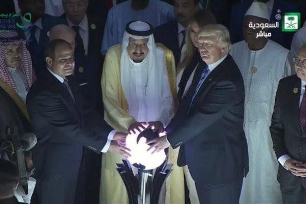 Trump: novo vilão do mundo pop? (Foto: reprodução)