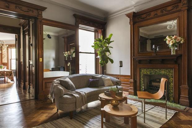 casa vintage ganha decora o descolada e se transforma