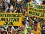 Vítimas da ditadura mostram revolta com pedidos de intervenção militar