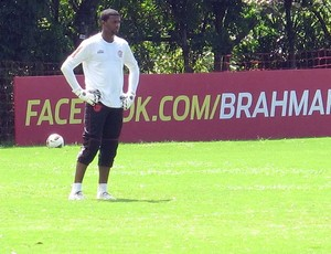 Felipe do Flamengo (Foto: Richard Fausto de Souza / Globoesporte.com)
